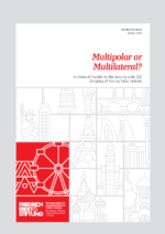 Multipolar or multilateral?