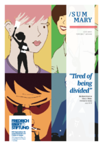 """""""Tired of being divided"""""""